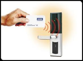 Integrated Locks with Card Readers
