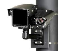 Maryland License Plate Capture Camera